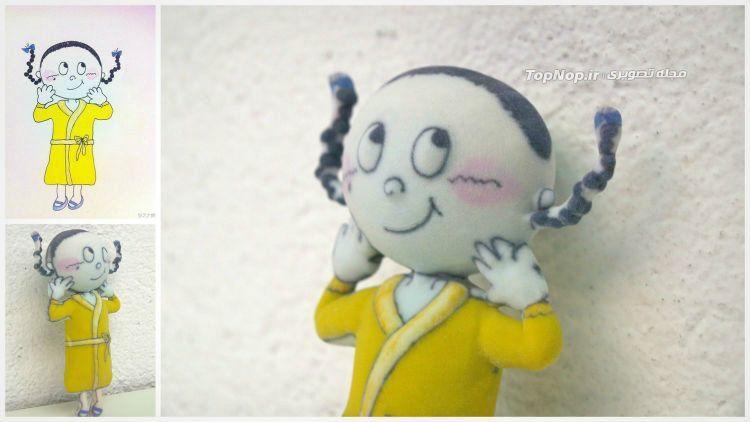 فوت کوزه گری و طراحی عروسک