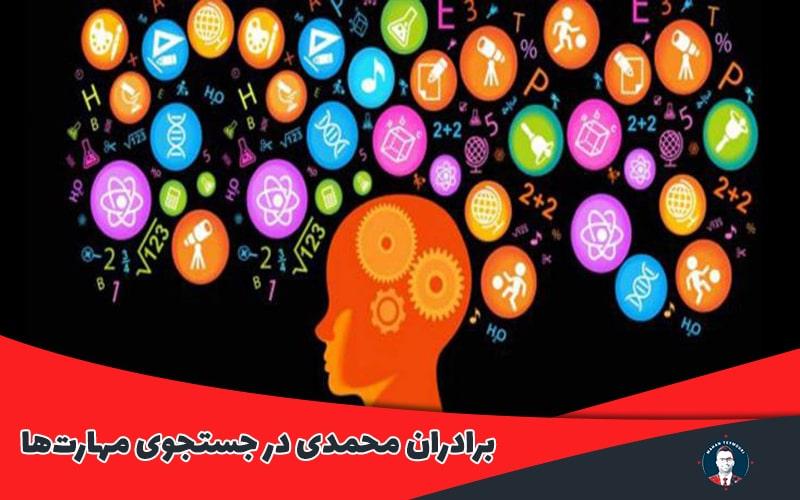 تصویر برادران محمدی در جستجوی مهارتها