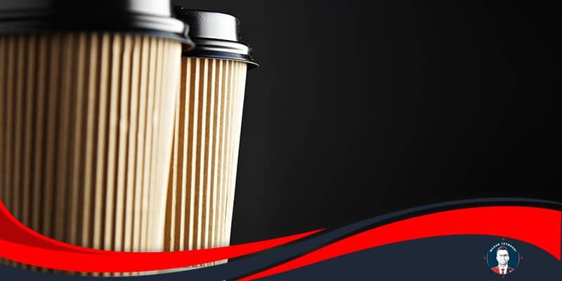 کسب و کار تولید لیوان کاغذی