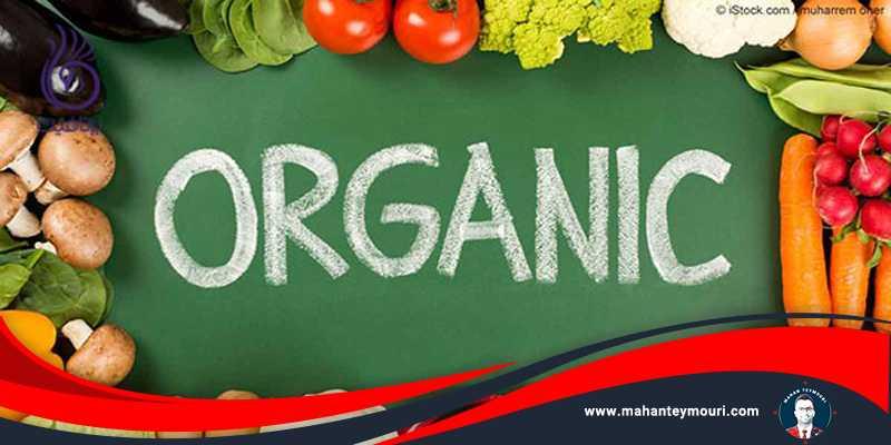 تولید غذاهای ارگانیک
