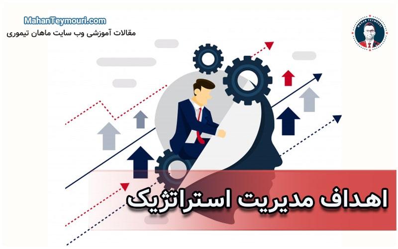اهداف مدیریت استراتژیک