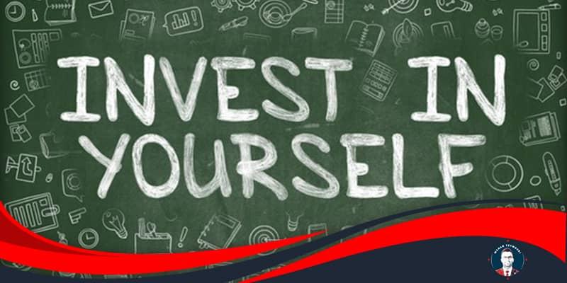 سرمایه گذاری روی خودتان