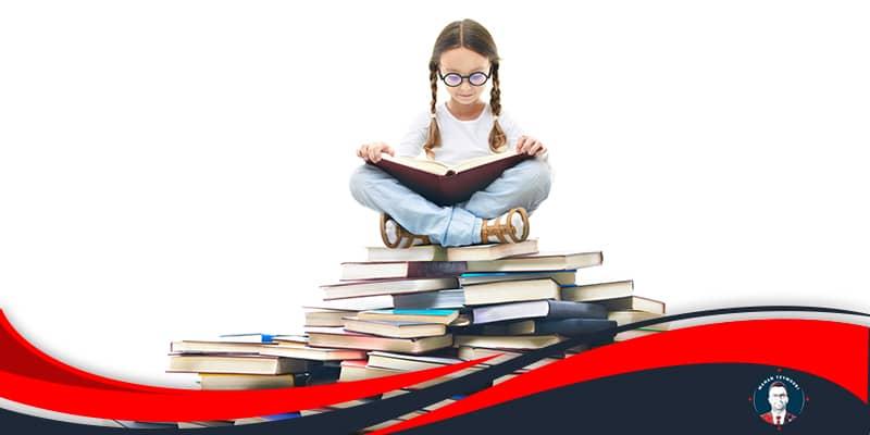 فواید کتاب خوانی برای کودکان
