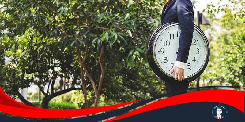 مدیریت زمان مدیران