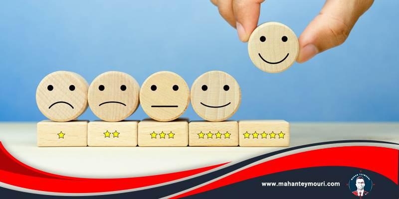 چرا رضایت مشتری مهم است؟