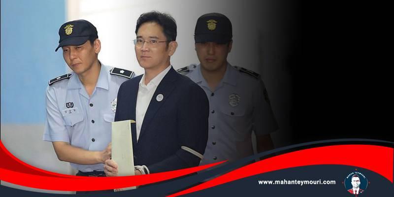 دستگیری و حبس لی جا یونگ