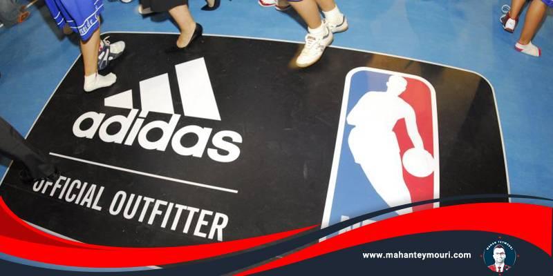 آدیداس خبر از عقد قراردادی 11 ساله با لیگ برتر بسکتبال آمریکا(NBA)