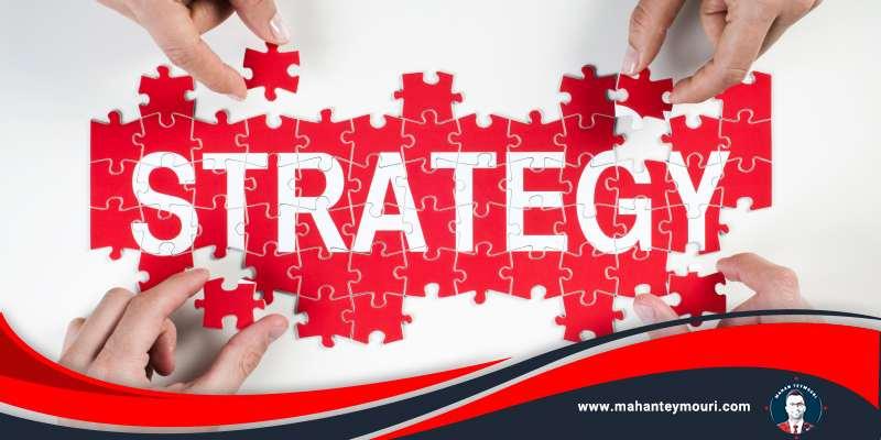 کسب و کار های بزرگ از چه استراتژی استفاده می کنند؟
