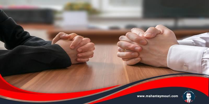 تکنیک پرش از روی درخواست در مذاکره