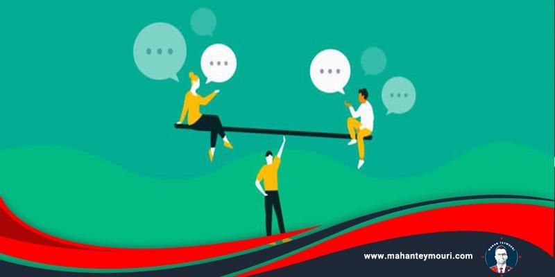 پیامهای منفی کلامی و غیرکلامی در مذاکره